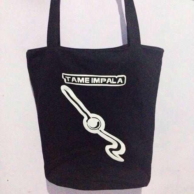 Tame Impala Totebag
