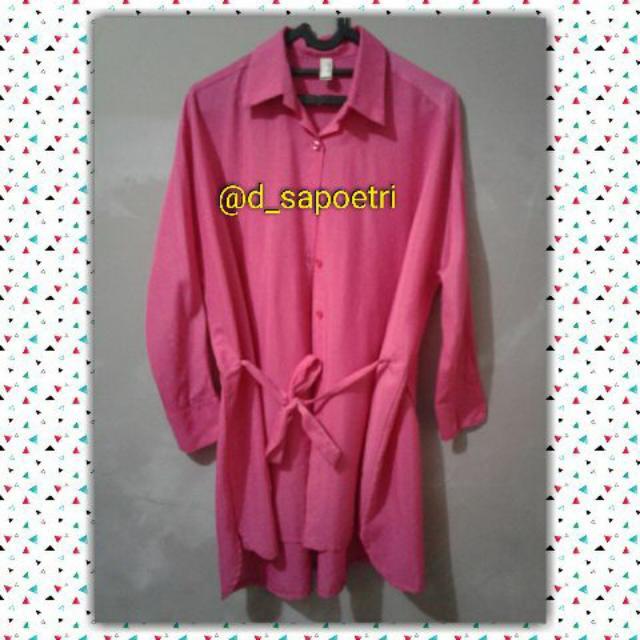 Tunik Pink (Mossye)