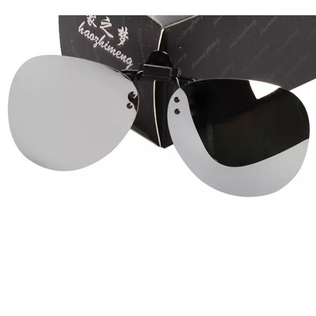 cdf8aad9068 UV400 Day Night Vision Polarized Driving Clip-on Flip-up Lens Sunglasses  Glasses For Sale  For More Information Please Read About The Product  Description