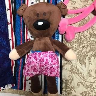 全新 泰迪熊