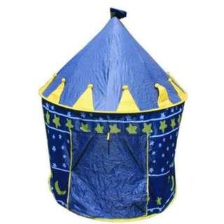 Baby Boys Castle Tent