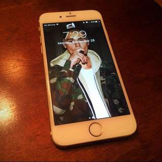 iPhone 6, 16GB Gold *350.00$ If Gone Today*