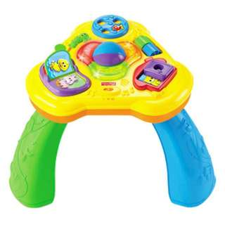 #POST1111 Fisher Price Lights & Sounds Activity Table