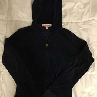 Juicy Couture Navy Sweater