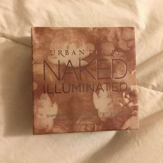 Urban Decay Shimmer In Luminous