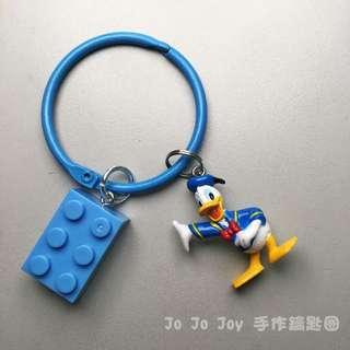 唐老鴨 鑰匙圈