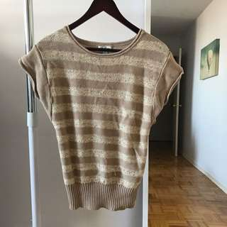 Knitted uess Shirt
