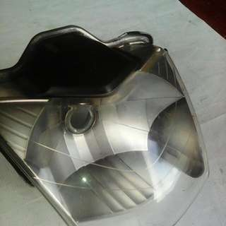 Honda Wave S-125 Headlight Plastic Cover