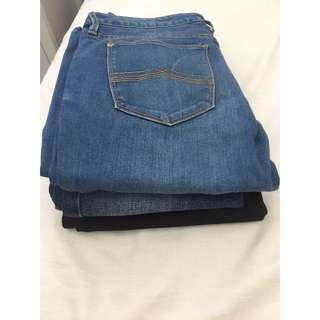 Jeans 10 Each