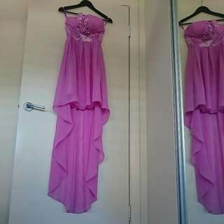 Formals Short Long Dress