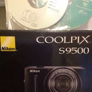 Nikon Coolpix Wifi Camera