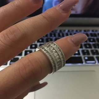 Silver Ring Size 5