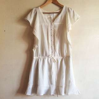 SALE CCOO Cream Dress