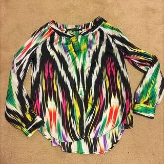 Multicoloured Blouse 👚