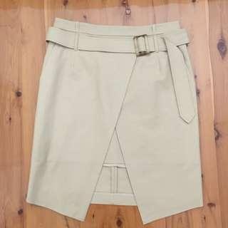 Witchery Split Skirt