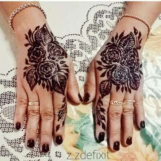 Henna For All Occasion