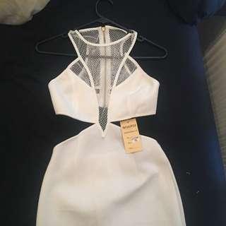 Bodycon Cut Out Midi Dress