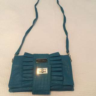 Jimmy Choo Bag Blue (replica)