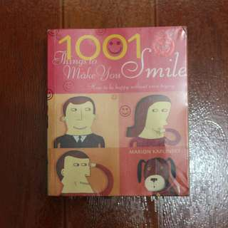 1001 Things to Make you Smile