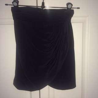 Little Joe Woman 100% Silk Skirt