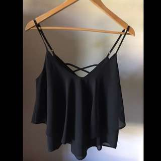 Mink Top Size 10