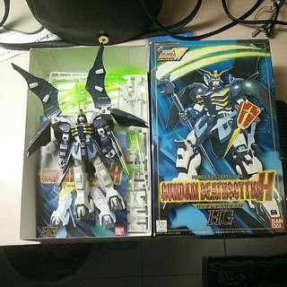 (reserved) Gundam Deathcythe Hell