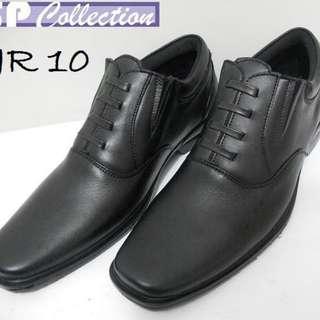 JR 10 190 Sepatu Pantofel Kulit Sapi Asli (cowok,laki,pria, sepatu boots, sepatu casual, sepatu kantor, sepatu kulit, sepatu pantofel, sepatu fantofel, kulit asli, kulit sapi, boots kulit, pantofel kulit, sepatu safety, sepatu proyek )