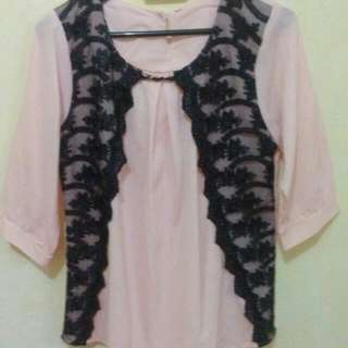 SALE 30RB!!!! Blouse Pink