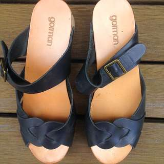 Gorman Clogs