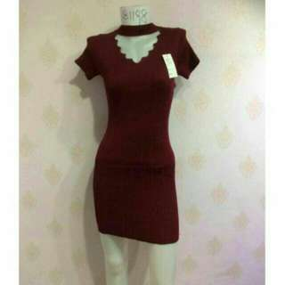 #81198 Knitted Dress