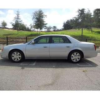 2002 Cadillac DeVille DTS Sedan 4-Door