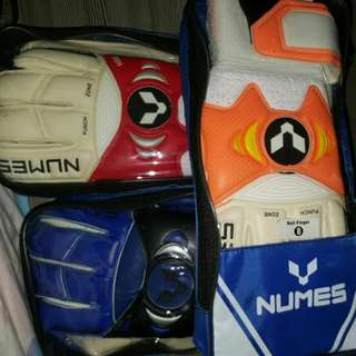 Numes Goalkeeper Gloves