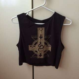 Casual Crop From Dotti