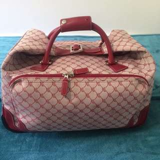 Ralph Lauren Luggage Tote