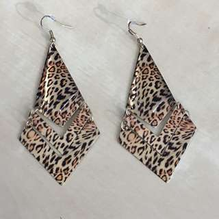 Earrings Free With Another Purchase