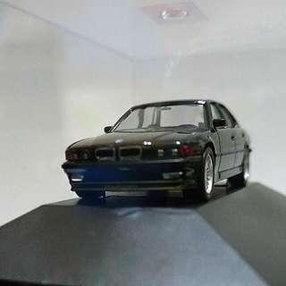 1/87BMW B12模型車