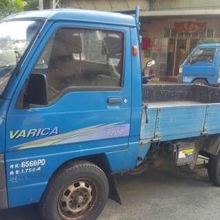 中華三菱1.2小貨車