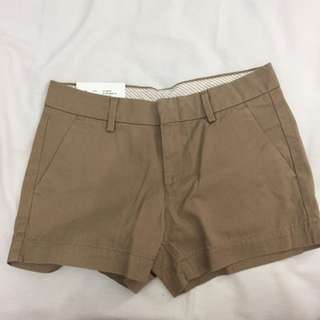 Uniqlo Beige Short Pants