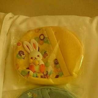 全新日式兔兔化妝袋