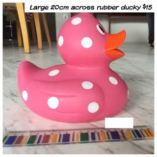 Pink Large Duck