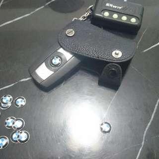 BMW LOGO 鑰匙用廠徽 寶馬專用遙控器標誌 音響旋轉鈕...等