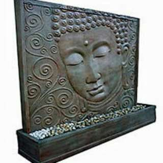 Buddha Face Water Feature 2m x 2m