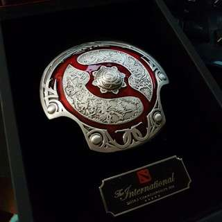 Dota 2 The collector Aegis of champion