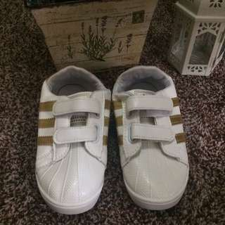 Adidas Stripe Gold