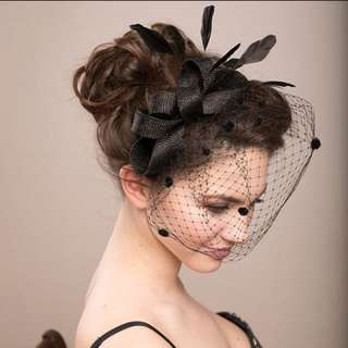 Masquerade Head Lace Accessories