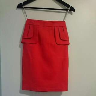 Forcast Pencil Skirt