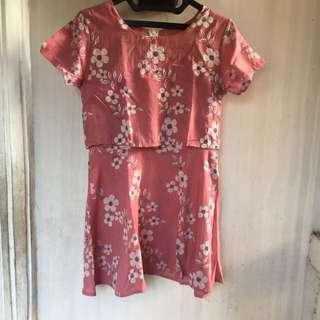 flower dress JA2