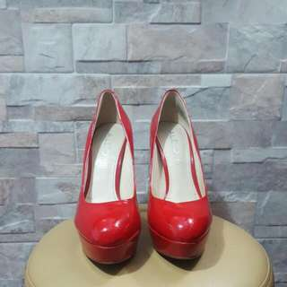 Repriced Preloved Authentic Aldo Heels! Size 6.5 (37)