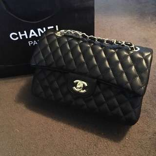 Chanel Classic Lambskin Medium