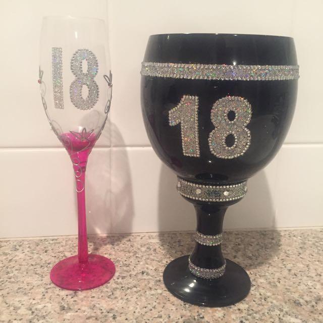 18th Birthday Drinks